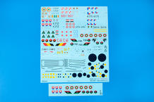 MiG-21MF WET TRANSFER decals 1/72