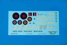 Tempest Mk.V series 1 WET TRANSFER decals 1/48