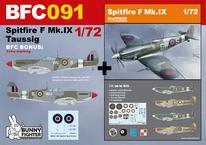 スピットファイア F Mk.IX Taussig 1/72