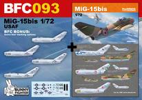 MiG-15bis USAF 1/72
