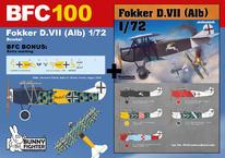 Fokker D.VII Bowke! 1/72