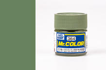 Mr.Color - Aircraft Gray Green BS283