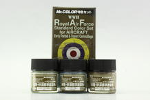 Mr.Color - Royal Air Force (WWII) color early