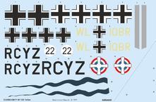 Bf 108 Taifun 1/32