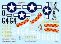 """P-51D-5 """"357th FG"""" 1/32"""