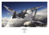 Poster - Spitfire HF Mk.VIII