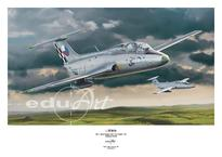 Плакат - L-29 Дельфин