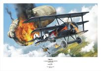 Poster - Fokker Dr.I
