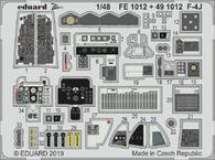 F-4J interiér 1/48