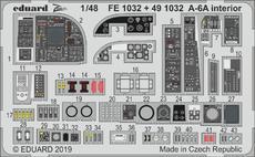 A-6A interiér 1/48