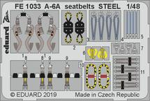 A-6A seatbelts STEEL 1/48