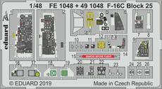 F-16C Block 25 1/48