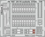 UH-1N seatbelts STEEL 1/48