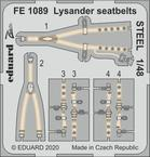 Lysander seatbelts STEEL 1/48