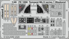 テンペスト Mk.V シリーズ 1 ウィークエンド 1/48