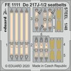 Do 217J-1/2 upínací pásy OCEL 1/48