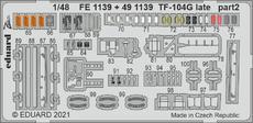 TF-104G pozdní verze 1/48