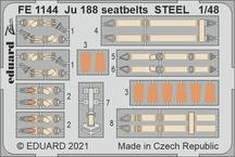 Ju 188 seatbelts STEEL 1/48