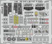 F-104DJ 1/48