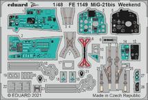 MiG-21bis Weekend 1/48