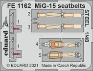 MiG-15 seatbelts STEEL 1/48