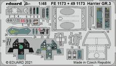 Harrier GR.3 1/48