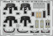 IA-58A Pucara 1/48
