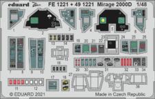 Mirage 2000D 1/48