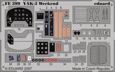 YAK-3 Weekend 1/48