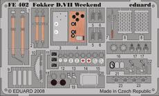 Fokker D.VII Weekend 1/48