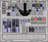 F-15 интерьер S.A. 1/48