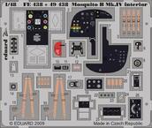 Mosquito B Mk.IV interiér S.A. 1/48