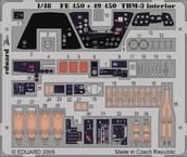 TBM-3 interiér S.A. 1/48