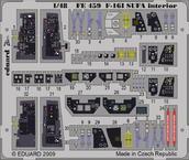 F-16I SUFA интерьер S.A. 1/48