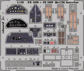 Hs 126 interior S.A. 1/48