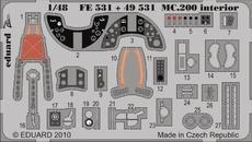MC.200 interior S.A. 1/48