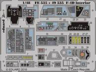 F-4D interiér S.A. 1/48