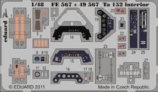 Ta 152 interior S.A. 1/48