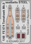 Tomahawk Mk.II upínací pásy OCEL 1/48