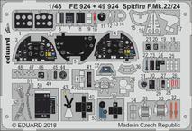 Spitfire F.Mk.22/24 1/48
