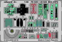 MiG-25PD interior 1/48 1/48