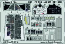 RF-101C interiér 1/48