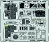F-101B interior 1/48