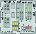 F-101B seatbelts STEEL 1/48