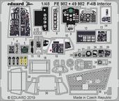 F-4B интерьер 1/48
