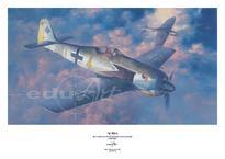 Плакат - Fw 190A-4