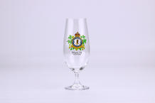Spitfire Beer Glass - No. 313 Squadron