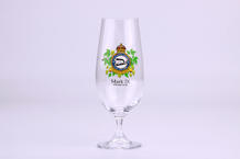 Spitfire Beer Glass - No. 312 Squadron