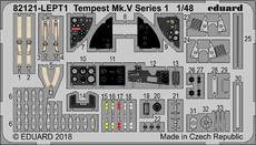 テンペスト Mk.V エッチングパーツセット 1/48