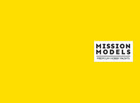 Mission Models Paint - Yellow 30ml